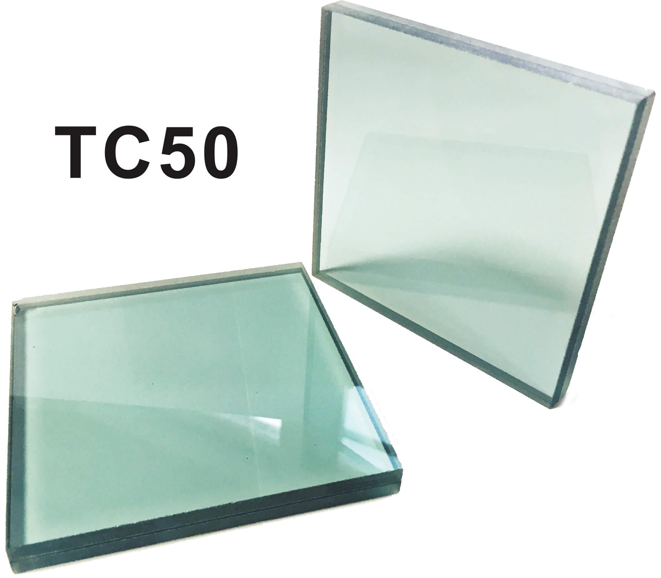 TC50節能膠合玻璃
